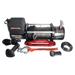 Powerwinch PW8000E SR 3629 kgs