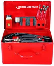 ROTHENBERGER ROTHERM 3.6702 Συσκευή συγκόλλησης