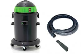 Σκούπα αναρρόφησης υγρών στερεών 2x1400 watt AMSTERDAM 429 made in italy