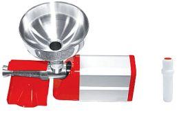 Ηλεκτρική μηχανή αλέσεως ντομάτας με ανοξείδωτο δοχείο και πλαστικό συλέκτη spremy nl3 150 kg/h