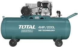 TOTAL ΑΕΡΟΣΥΜΠΙΕΣΤΗΣ ΙΜΑΝΤΑ 200 Lit (TC1402002)