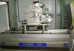Ελαιοτριβείο ψυχρής έκθλιψης TEM Forma 350