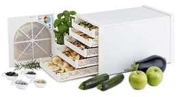 Οικιακός-ερασιτεχνικός αποξηραντής φρούτων και λαχανικών Biosec Domus B5 Tauro Ιταλίας