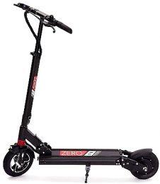 ZERO 8 Electric scooter, 40-45 Km Range, Top Speed 40 Km / h, Motor 500W, 8″ Wheels (Black)