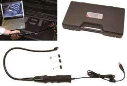 USB ενδοσκόπιο μηχανής με φως led