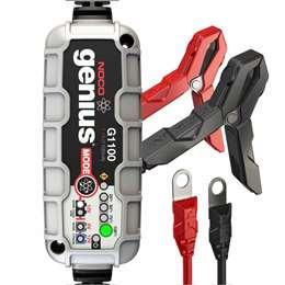 UltraSafe Έξυπνος Φορτιστής Συντηρητής NOCO genius 6V & 12V 1.1A