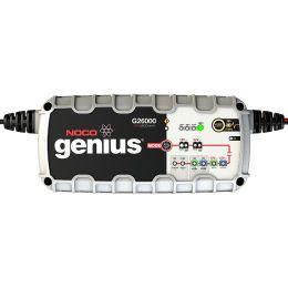UltraSafe Έξυπνος Φορτιστής Συντηρητής NOCO genius 12V & 24V 26.0A
