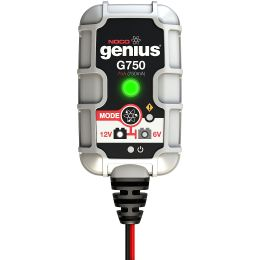 UltraSafe Έξυπνος Φορτιστής Συντηρητής NOCO genius 6V & 12V 0.75A