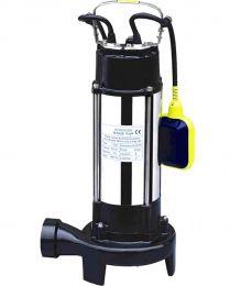 Yποβρύχια αντλία λυμάτων με κοπτήρα SUBMERSIBLE HEAVY DUTY SEWAGE PUMP WITH GRINDER 1,75 HP – V1300DF