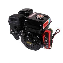 Κινητήρας βενζίνης 6,5Hp 19,05mm Valkenpower