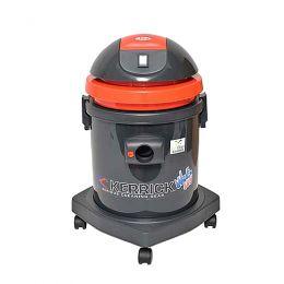 Επαγγελματική σκούπα υγρών στερεών 1500 watt 37 λίτρων ιταλίας