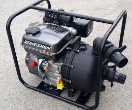"""Αντλία βενζινοκίνητη πλαστική για θαλασσινό νερό 6.5HP 2"""" x 2"""""""