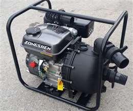 """Αντλία βενζινοκίνητη θαλασσινού νερού πλαστική 6.5HP 3""""x3"""""""