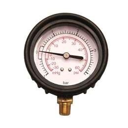 Ανταλλακτικό μανόμετρο για την αντλία κενού BGS-8067