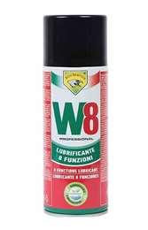 Αντισκωριακό σπρέι W8 400 ml