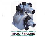 Αντλία βενζινοκινητήρα  αλουμινίου HP200T υψηλής πίεσης φυγοκεντρική σφήνα 19mm