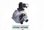 Αντλία βενζινοκινητήρα αλουμινίου HP200 υψηλής πίεσης σφήνα 19mm