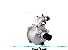 Αντλία βενζινοκινητήρα αλουμινίου 50ZB-Q μέσης πίεσης σφήνα 19mm