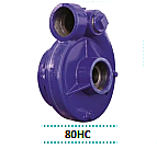 Αντλία από χυτοσίδηρο κατάλληλη για βενζινοκινητήρες και πετρελαιοκινητήρες υψηλής πίεσης φυγοκεντρική σφήνα 25,4mm