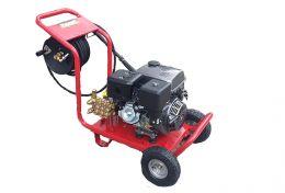 Aποφρακτικό βενζινοκίνητο μηχάνημα Macht 250 bar 17lit/m italy