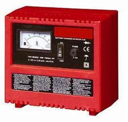 Φορτιστής μπαταριών 220V, 110 Watt,