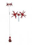 Ραμπαλάκος Βέργα Παλμικός Αχινός Τύπου 'Τ' 12V 2.3m
