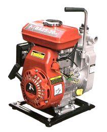 Βενζινοκίνητη αντλία νερού τετράχρονη 2,5HP PLUS BA 40-30