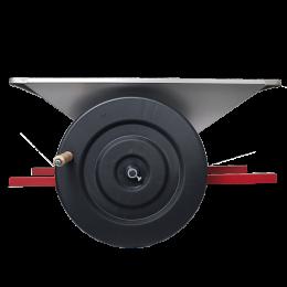 Σπαστήρας φρούτων ΙΝΟΧ χειροκίνητος 950x600mm Grifo PIG
