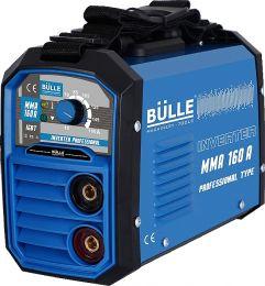 BULLE - MMA 160 Ηλεκτροσυγκόλληση Inverter Professional 160A