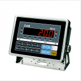 CAS ΕΝΔΕΙΚΤΗΣ CI-200S INOX IP67