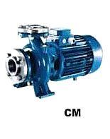 """Αντλία επιφανειας Σειρα CM40/160A  5.5 hp 9.9 Amp πολυβαθμια φτερωτη Σιδερενια 2 X1 1/2"""" 380V"""