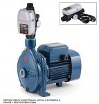 Πιεστικό νερού ηλεκτρονικό με αντλία PEDROLLO CPm158 + ελεγκτής BRIO 2000