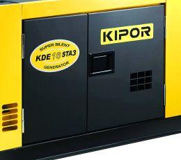 Γεννήτρια πετρελαίου Kipor KDE 16STA3