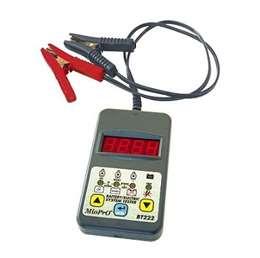 Διαγνωστικό μπαταρίας 12 volt