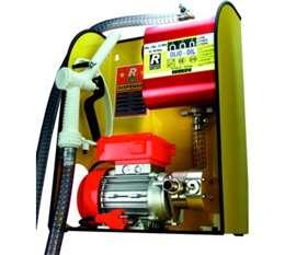 DISPENSER OIL κιτ μετάγγισης ελαιολάδου με γραναζωτή αντλία 0.6hp