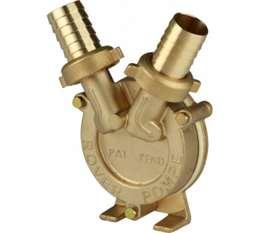 Αντλία μεταγγίσεων ορειχάλκινη ελεύθερου άξονα Drill ROVER D25