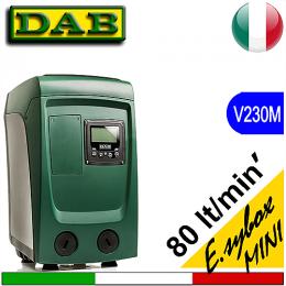 DAB E.SYBOX MINI Αυτόματο πιεστικό inverter εντελώς αθόρυβο (45dB)