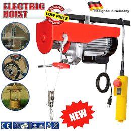 Παλάγκο γερανάκι ηλεκτρικό 125 - 250 kg 18M