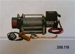 Eργάτης οχημάτων DW 10000 12V 5,6hp 4536kg έλξη
