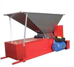 Σπαστήρας Ηλεκτρικός Enoitalia με Διαχωριστήρα Eno 3 Inox (1,0 hp)