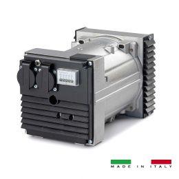 Γεννήτρια μονοφασική AVR ±2% με κώνο Ιαπωνίας J609B - 4,2 KVA - 3000στρ - ER2 CAA-Regulator Ιταλίας
