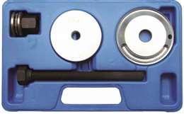 Εργαλείο σετ τοποθέτησης συνεμπλόκ μπροστινού άξονα Skoda Fabia