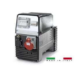 Γεννήτρια τριφασική AVR ±2% με ελεύθερο άξονα Ø 24 mm - 7,0 KVA - 3000στρ - ET2 MCR - Ιταλίας ET 2 MCR