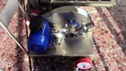 Αντλία σταφυλοπολτού και υγρών Enoitalia EURO50 2,5hp 220V