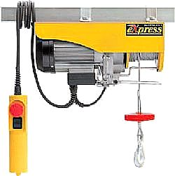 EXPRESS Ηλεκτρικό Παλάγκo 125/250-18