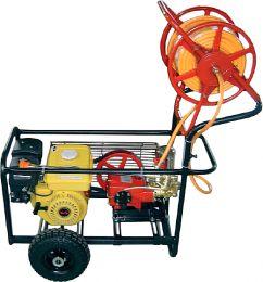 Farmate TC50L Lian Long 6.5 hp ψεκαστικό τροχήλατο συγκρότημα βενζίνης
