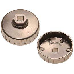 Φιλτρόκλειδο λαδιού κούπα 75 mm x P15