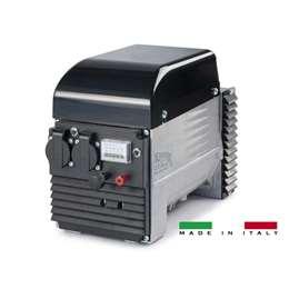 Γεννήτρια μονοφασική AVR ±2% με κώνο Ιαπωνίας J609B - 10,0 KVA - 3000στρ - FK2 MEA -Regulator Ιταλίας