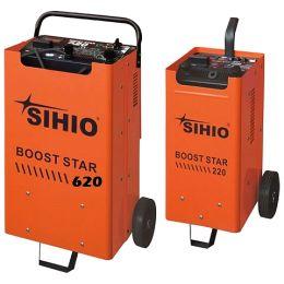 Φορτιστής - Εκκινητής Sihio Boost Star 520