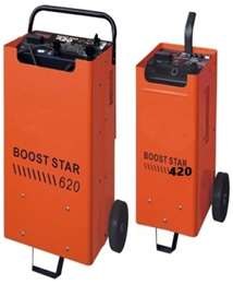 Φορτιστής Εκκινητής μπαταριών τροχ/τος 12-24V V420 1600watt